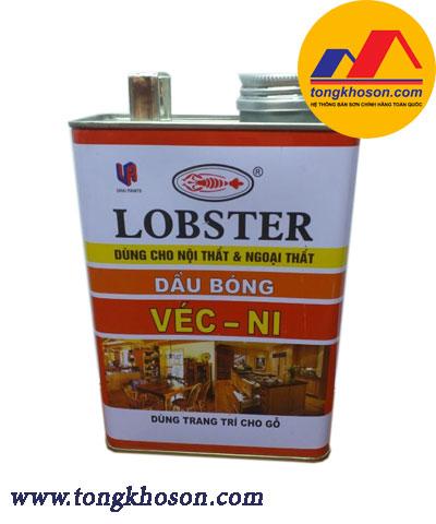 Dầu bóng vecni Lobster