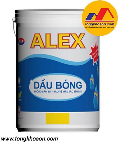 Sơn Alex Dầu bóng