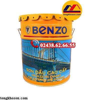 Dung môi pha sơn Benzo