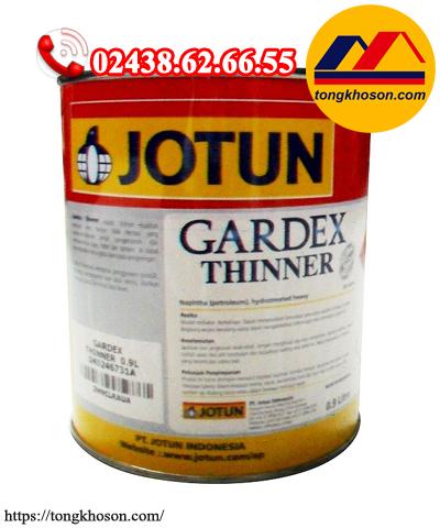 Dung môi pha sơn dầu Jotun Gardex Thinner