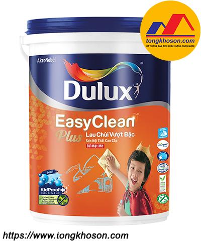 Sơn nội thất Dulux Easy Clean Plus lau chùi vượt bậc 74A