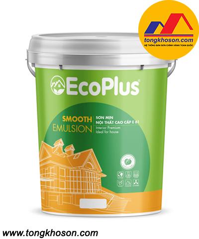 Sơn mịn nội thất cao cấp EcoPlus E-61