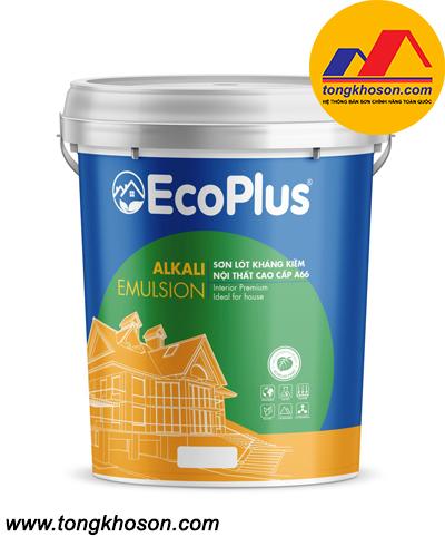 Sơn Lót Kháng Kiềm EcoPlus Nội Thất Cao Cấp A66