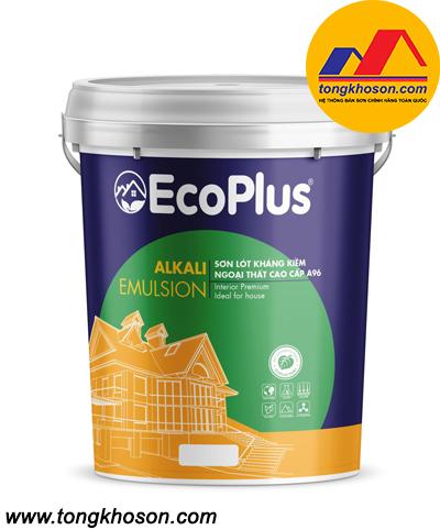 Sơn kháng kiềm EcoPlus ngoại thất cao cấp A96