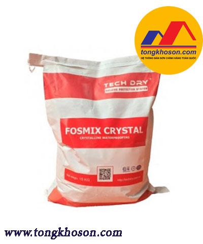 Sơn chống thấm Fosmix Crystal