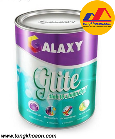 Sơn Galaxy Glite nội thất bóng
