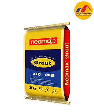 Vữa rót trộn sẵn gốc xi măng Neomax® Grout C60
