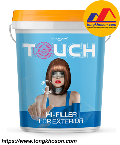 Bột trét Mykolor Touch Hi-Filler For Exterior