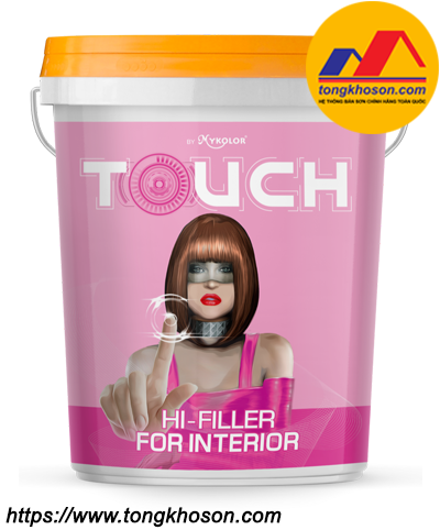 Bột trét Mykolor Touch Hi-Filler For Interior