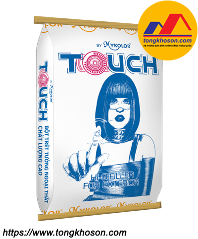 Bột trét Mykolor Touch Hi-Q Filler For Exterior