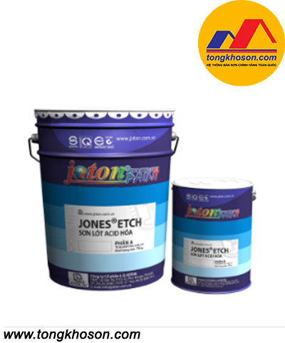 Sơn lót Acid hóa JONES® ETCH