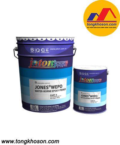 Sơn lót epoxy gốc nước Joton Jones Wepo WEP70