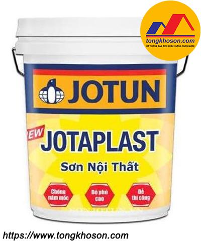 Sơn nội thất mịn Jotun Jotaplast