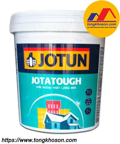 Sơn Jotun Jotatough ngoại thất mịn