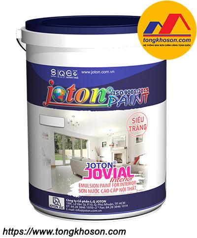 Sơn trần nhà Joton Jovial siêu trắng