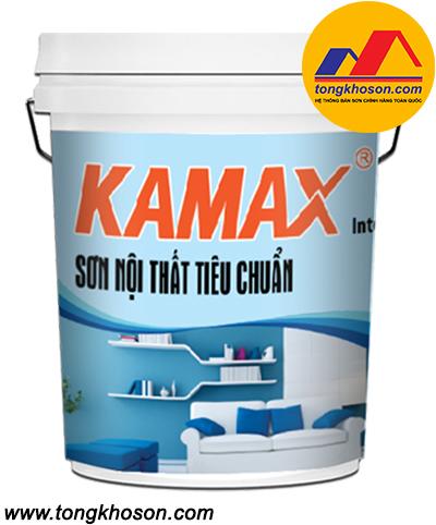 Sơn Kamax nội thất tiêu chuẩn