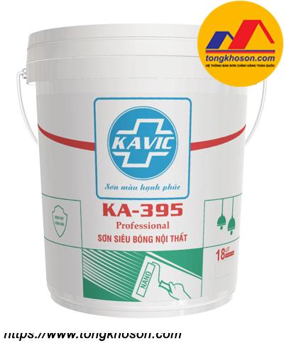 Sơn Kavic siêu bóng nội thất KA-395