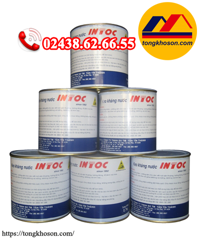 Keo chống thấm INTOC