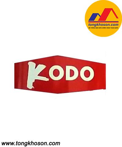 Sơn Kodo dùng cho kính ô tô