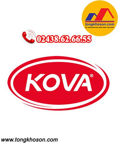 Sơn bóng vân gỗ KOVA W-3