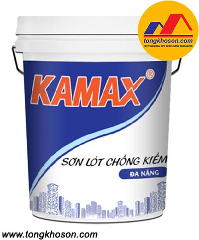 Sơn lót chống kiềm đa năng Kamax