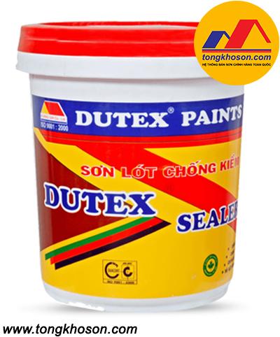 Sơn lót Dutex chống kiềm ngoại thất