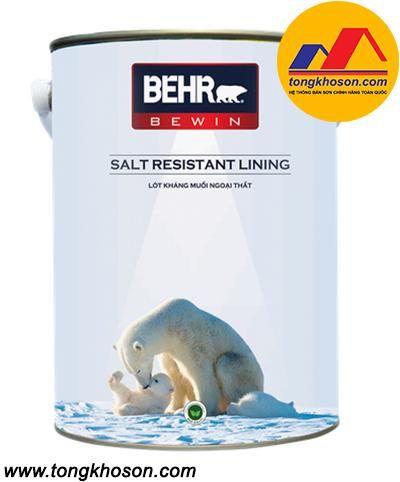 Sơn lót kháng muối Behr ngoại thất Salt Resistant Lining