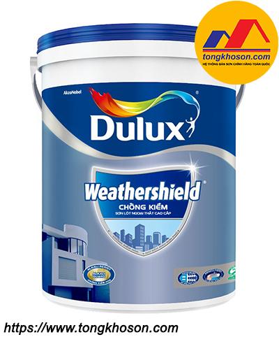 Sơn lót chống kiềm ngoài trời Dulux WeatherShield  A936