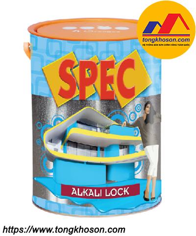 Sơn lót chống kiềm Spec Alkali Lock ngoại thất