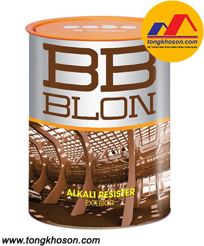 Sơn lót chống kiềm Boss BB Blon Alkali Resister ngoại thất