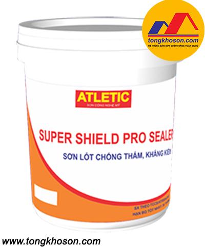 Sơn lót chống kiềm Atletic ngoại thất Super Shield Pro Sealer