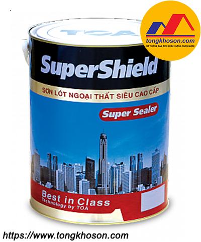 Sơn lót chống kiềm TOA SuperShield ngoại thất