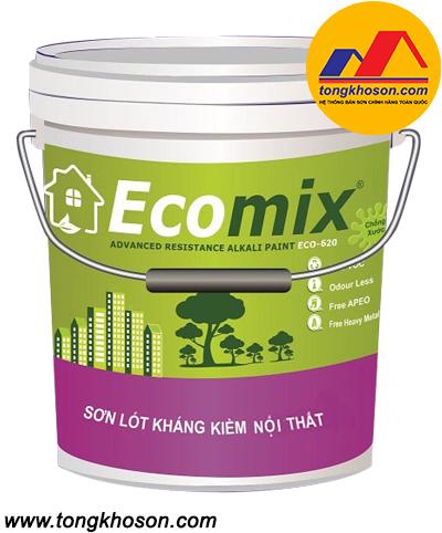Sơn lót chống kiềm nội thất Ecomix ECO-620