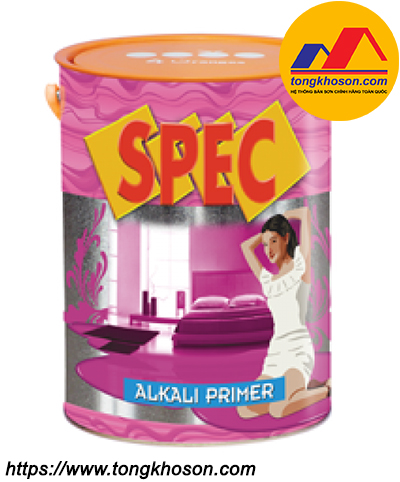 Sơn lót chống kiềm Spec Alkali Primer nội thất