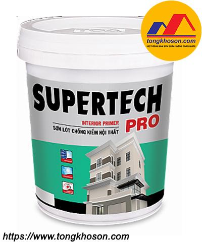 Sơn lót chống kiềm TOA Supertech Pro nội thất