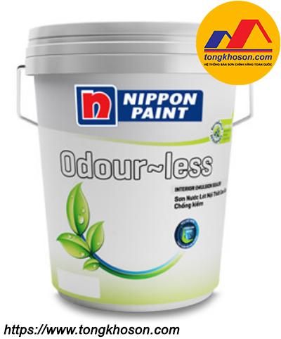 Sơn lót chống kiềm Nippon Odourless nội thất
