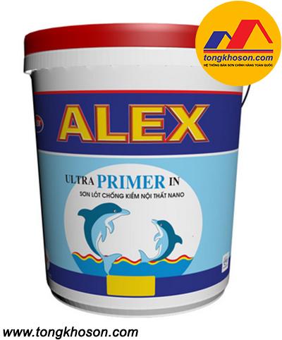 Sơn lót chống kiềm Alex Ultra Primer In
