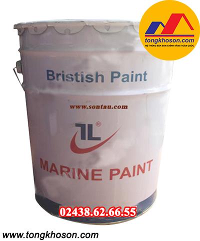 Sơn chống rỉ tàu biển gốc cao su clo hóa  Marine Paint