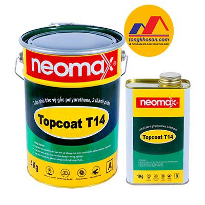 Lớp phủ bảo vệ Neomax® Topcoat T14