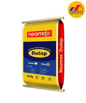 Bột tăng cứng bề mặt Neomax Dutop Gray