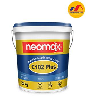 Hợp chất chống thấm polyme Neomax C102 Plus, 1 thành phần