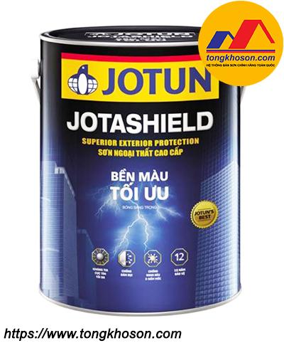 Sơn Jotun Jotashield bền màu tối ưu ngoại thất