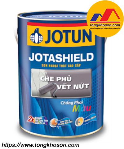 Sơn Jotun Jotashield che phủ vết nứt ngoại thất