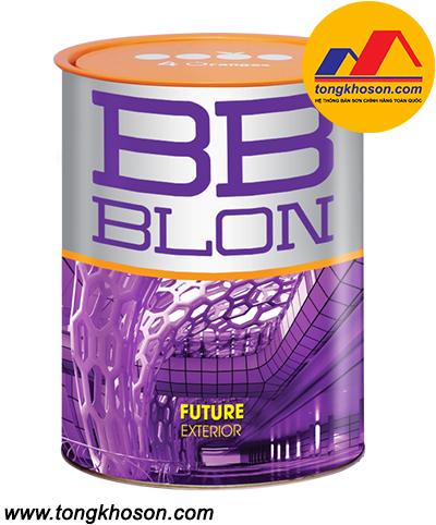 Sơn Boss BB Blon Future ngoại thất bóng mờ