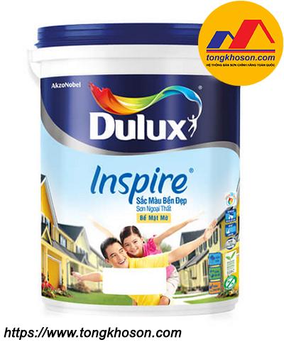 Sơn ngoại thất láng mịn Dulux Inspire 79A
