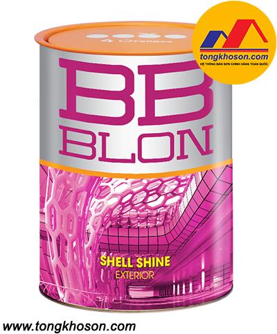 Sơn Boss BB Blon Shell Shine ngoại thất bóng mờ