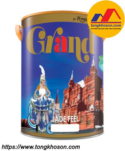 Sơn Mykolor Grand Jade Feel ngoại thất cao cấp