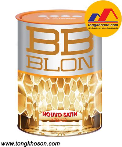 Sơn Boss BB Blon Nouvo Satin nội thất bóng
