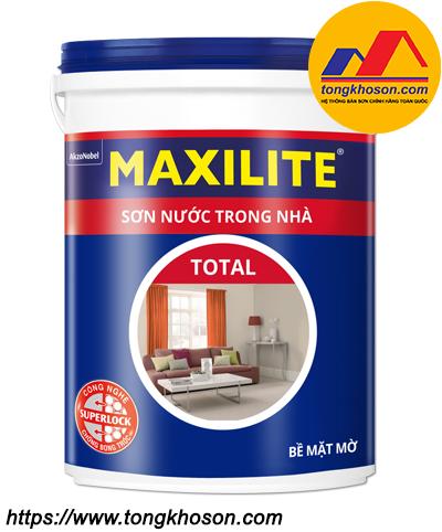 Sơn trong nhà Maxilite Total - 30C