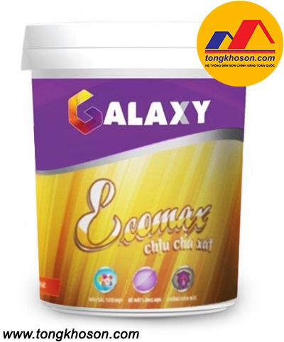 Sơn Galaxy Ecomax nội thất mịn